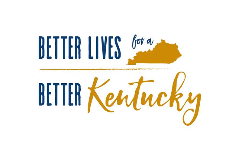 better lives for a better KY logo
