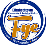Elizabethtown Community & Technical College FYE logo - Find Your Connection, Excel