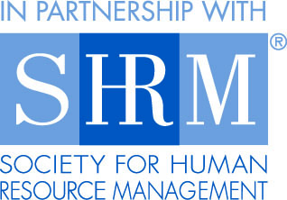 Society for Human Resource Management logo.